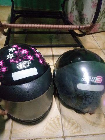 2 capacete