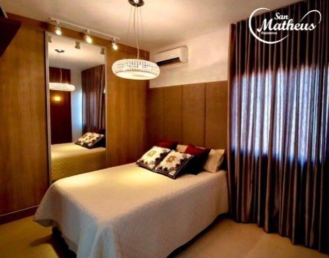 Residencial San Matheus: casa nova de 3 quartos com amplo quintal - Foto 4