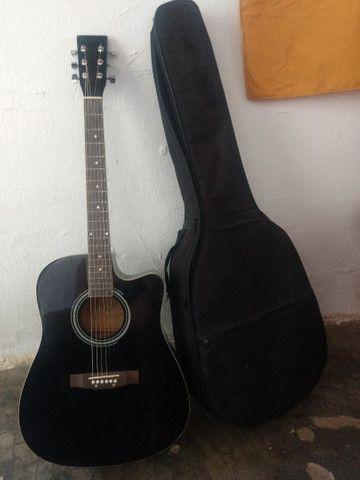 Violão - kauthon guitar  - Foto 5