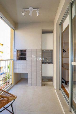 Apto 2 Dormitórios Mobiliado, Totalmente Reformado Próximo a UFN - Foto 8