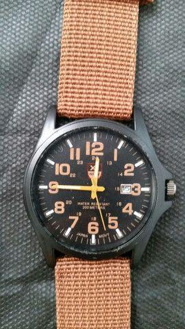 Kit 2 Relógios de Pulso Novos - Foto 5