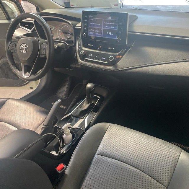 Corolla XEI 2020 - Foto 14