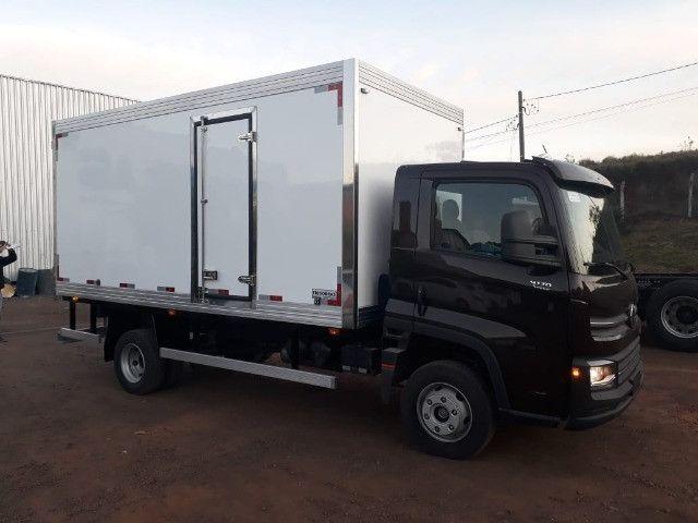 bau refrigerado remanufaturado com garantia instalado no seu caminhão  - Foto 2