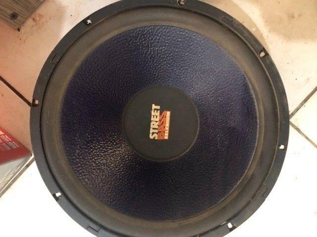 Woofer Selenium Street Bass