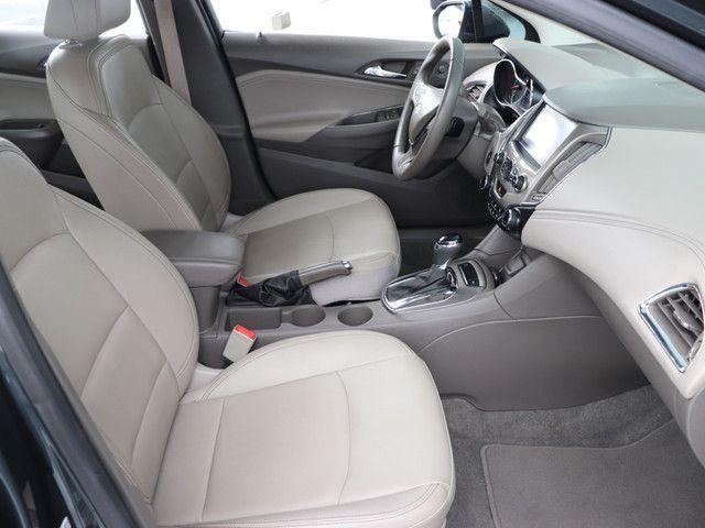 GM - CHEVROLET CRUZE LTZ 1.4 16V Turbo Flex 4p Aut. - Foto 10