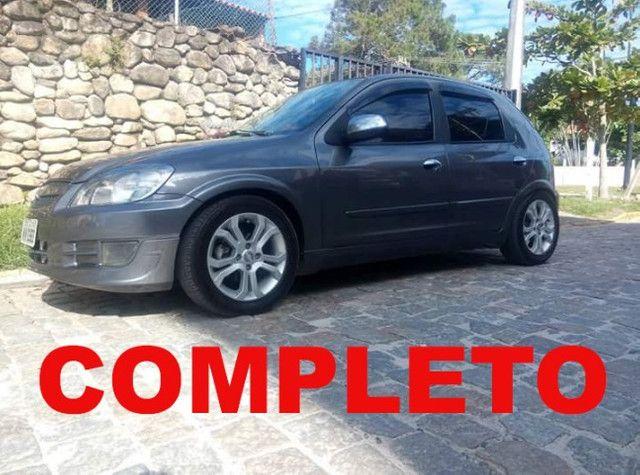 Celta LT 1.0 2012 Completo, Baixa KM, Legalizado.