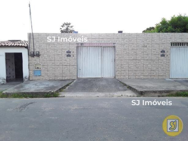 CAUCAIA - Casa Padrão - PARQUE SOLEDADE