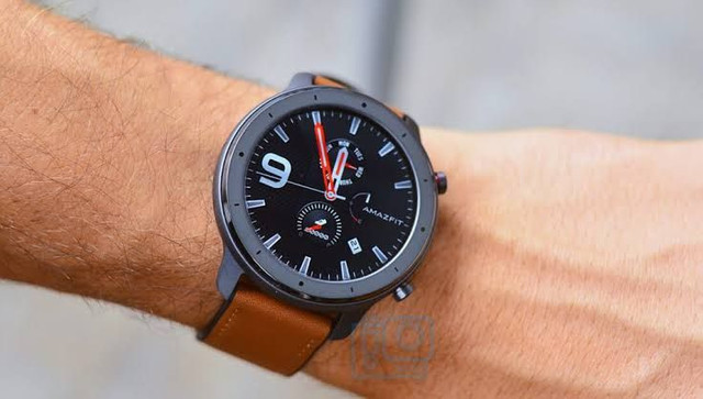 <br><br>Relógio Amazfit Gtr - Aluminium<br><br> - Foto 3
