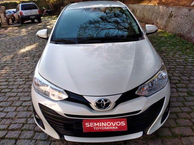 Toyota Yaris 1.5 16V FLEX SEDAN XL PLUS TECH MULTIDRIVE - Foto 2