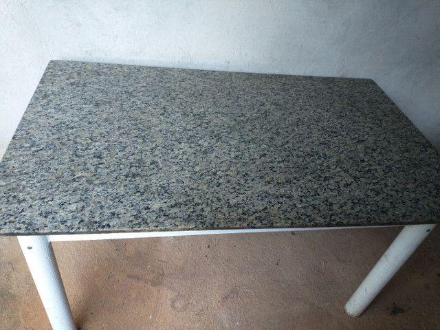 Mesa de pedra  - Foto 4