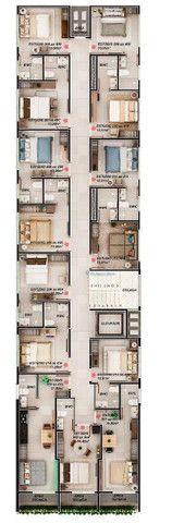 Códz: FL0001 - Flat, Bessa, Financiamento direto com a construtora em 70 meses - Foto 8