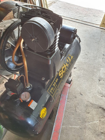 Compressor  de ar - Foto 5