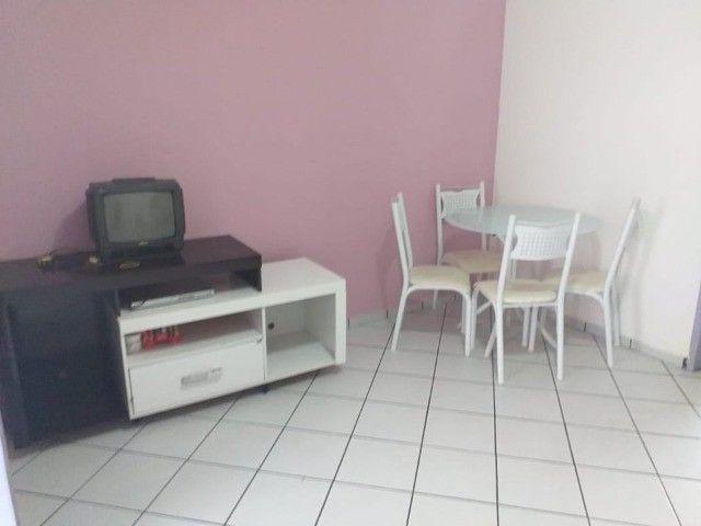 Alugo flat de 1/4 mobiliado em condomínio Down Town no centro - Foto 5