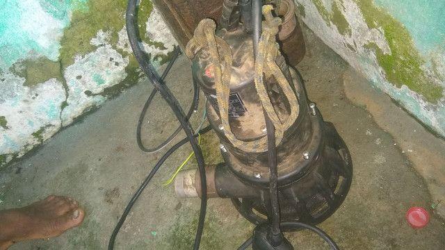 Bombas submersa