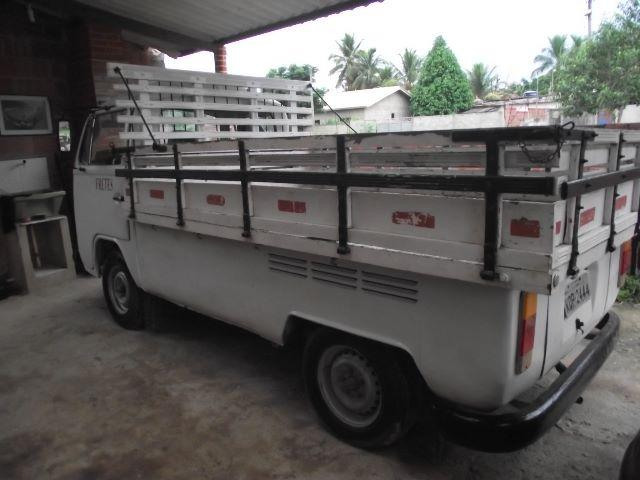 KOMBI CARROCERIA PICK UP 1982