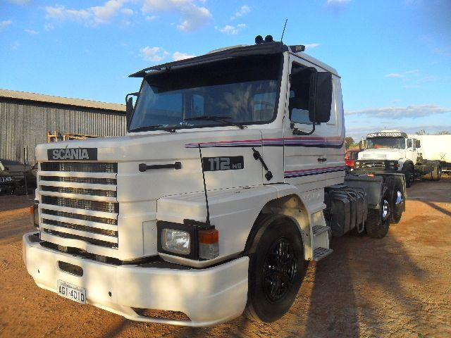 SCANIA 112 HS TRUCK