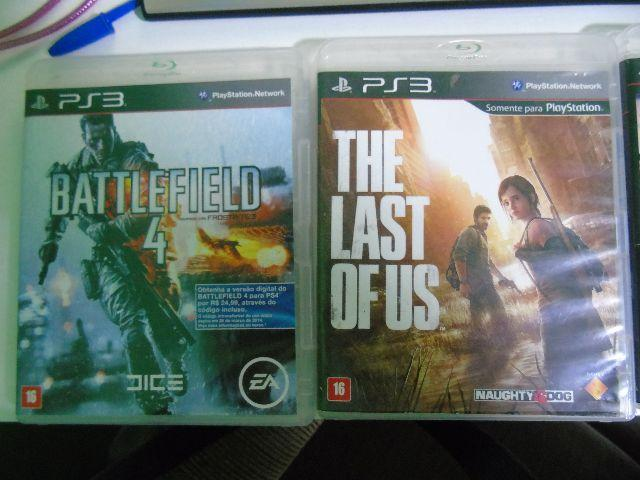 The last of us e BF4
