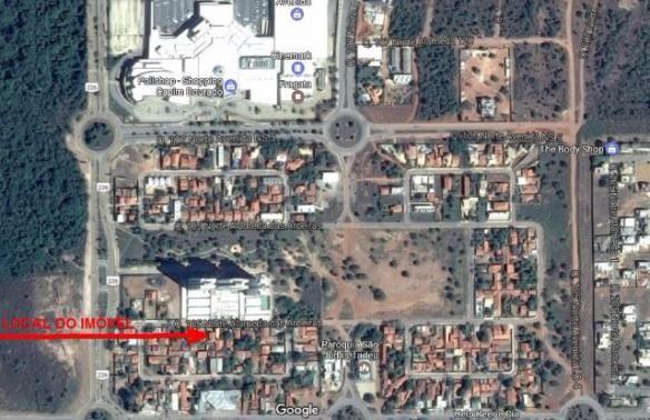 Negócio de Oportunidade Quadra 105 Norte (ARNO 12) 600m² próximo ao Shopping Capim Dourado