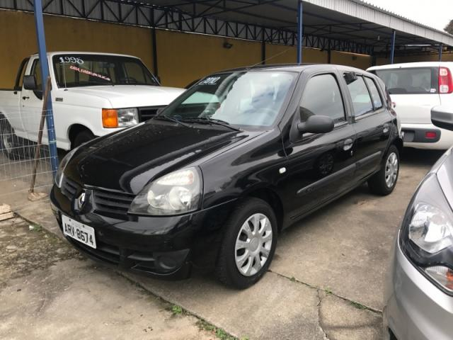 renault clio campus 2010 flex 2010 carros boqueir o curitiba olx. Black Bedroom Furniture Sets. Home Design Ideas