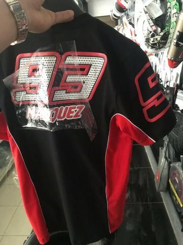 Motos Camisetas Marc Marquez 93 - Foto 2