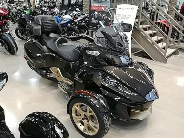 Brp Can-am Spyder Rt Limited. 2019