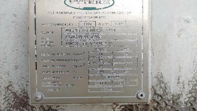 Sistema Gerador de Vapor FyTerm T0798 2004 - #763 - Foto 5