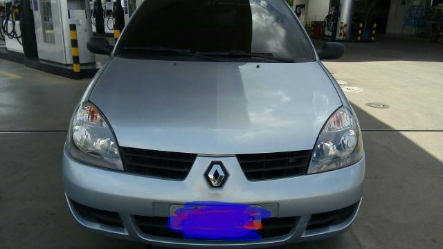 Clio hatch 2007 completo