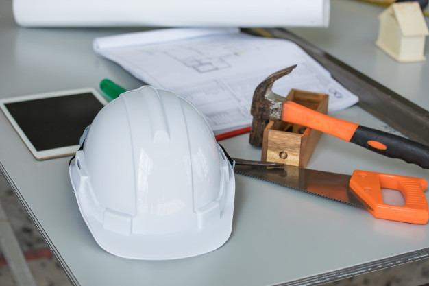 Engenheiro Civil - Projeto, Construção, e regularização