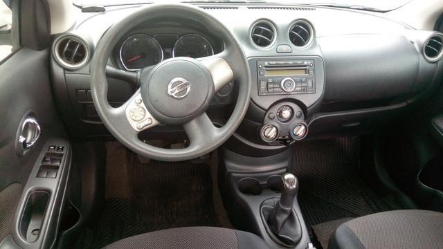 Nissan Versa 2014 Sl 1.6 Flex Completissimo
