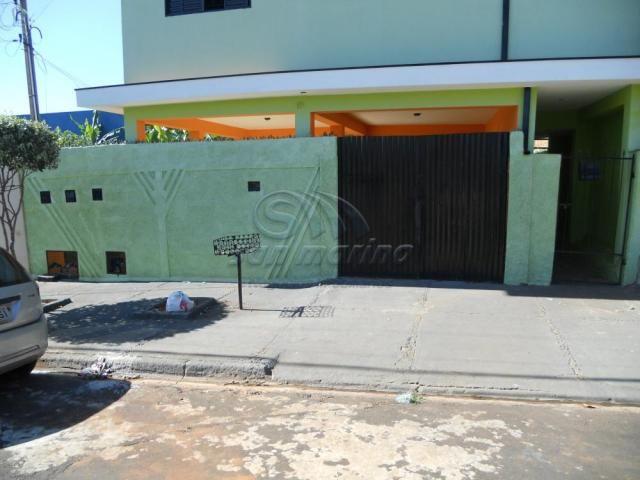 Casa para alugar com 2 dormitórios em Parque jaqueline, Jaboticabal cod:L4279
