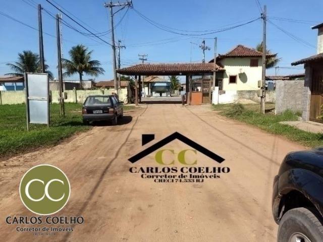 CMG Cód:9 Terreno no Condominio Bougainville I Unamar ? Cabo Frio - Foto 6