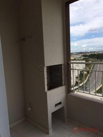 Apartamento à venda com 2 dormitórios em Jardim california, Jacarei cod:V2711 - Foto 9