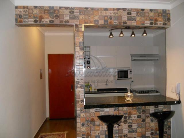 Apartamento à venda com 1 dormitórios em Jardim bela vista, Jaboticabal cod:V4407