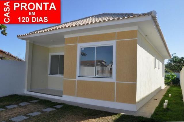 Mota Imóveis - Tem em Araruama Terreno 450m² Condomínio Ocen Park - TE-209 - Foto 5
