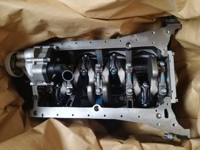 Motor Semi Parcial Sprinter 313/413 OM611LA *Motor Novo Genuíno