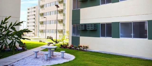 Apartamento 2 quartos; lazer completo, em Ipojuca - Foto 7