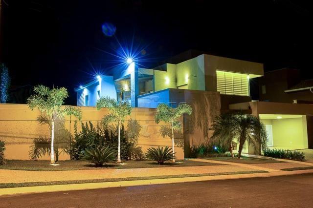 Casa de condomínio à venda com 4 dormitórios em Jardim das acacias, Cravinhos cod:V104591 - Foto 2