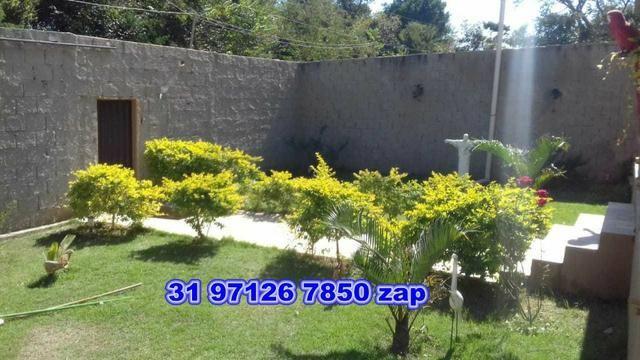 Lindo sítio com piscina,pomar,murado,casa colonial,250 mil - Foto 10