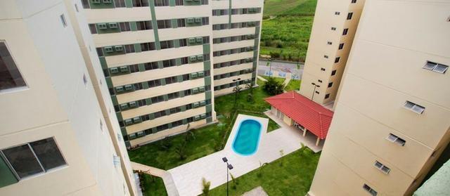 Apartamento 2 quartos; lazer completo, em Ipojuca - Foto 6