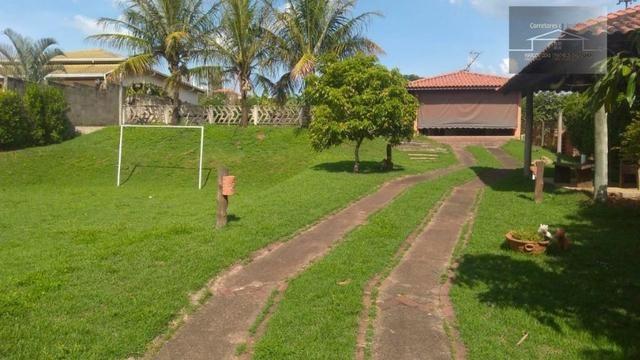 Chácara em cond. fechado em Cosmópolis. (CH0032) - Foto 4