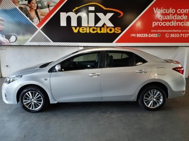 Corolla XEI 2015 Automatico Flex - Foto 2