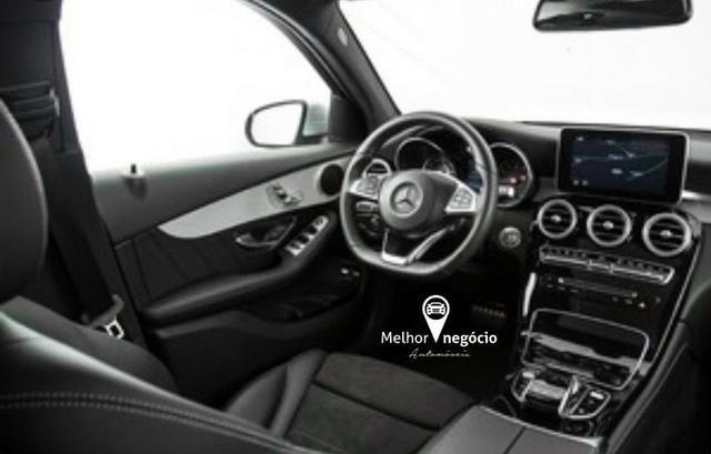 Mercedes-Benz GLC-250 2.0 16v 4Matic Turbo Aut. Branca - Foto 8