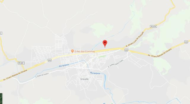 Terrenos em Gravata - Local nobre