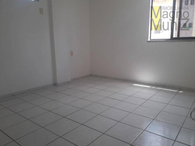 Apartamento com 1 dormitório para alugar, 39 m² por r$ 780/mês - centro - fortaleza/ce - Foto 11