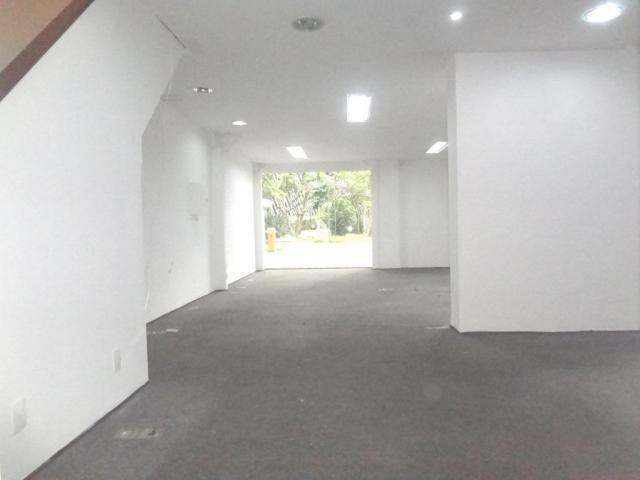 Loja em térreo de edifício para alugar, 120 m² por r$ 3.000,00/mês - jardim paulistano - s