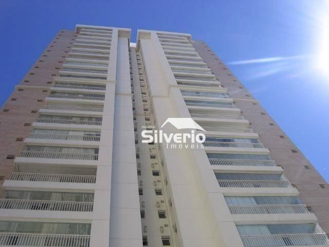 Apartamento com 2 dormitórios à venda, 90 m² por r$ 523.000 - royal park - são josé dos ca - Foto 6