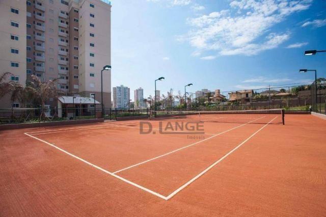 Apartamento com 3 dormitórios à venda, 92 m² por r$ 859.000,00 - fazenda são quirino - cam - Foto 20