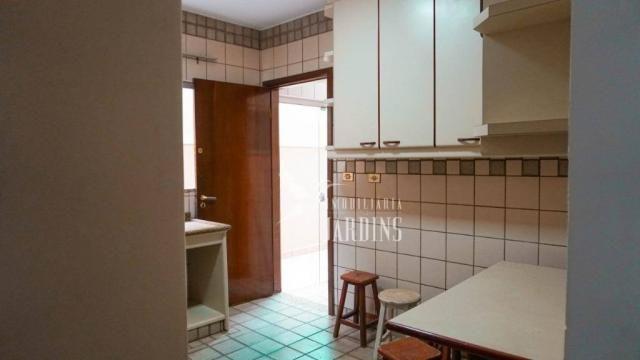Casa com 3 dormitórios para alugar, 200 m² por r$ 2.100,00/mês - novo aeroporto - londrina - Foto 13
