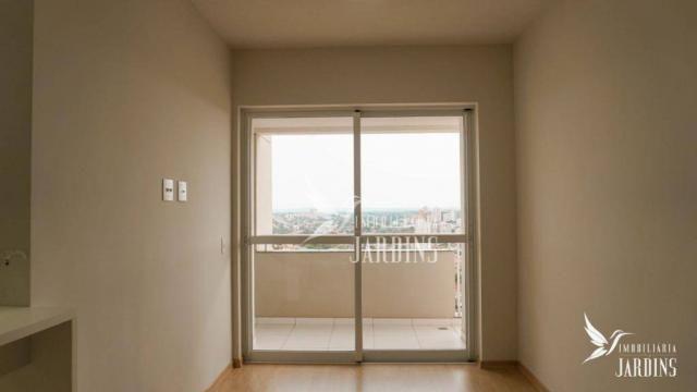 Apartamento com 3 dormitórios para alugar, 70 m² por r$ 1.400,00/mês - centro - londrina/p - Foto 20