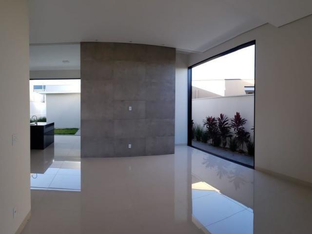 Casa à venda com 3 dormitórios em Condomínio buona vita, Araraquara cod:244 - Foto 8